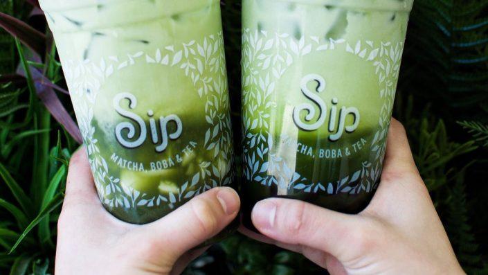 SIP Matcha, Boba & Tea